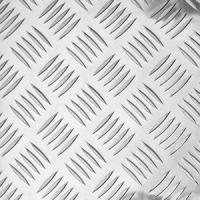 Лист алюминиевый рифленый 5,0 мм