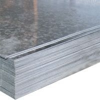 Лист оцинкованный 0,55 мм (1,25x2,50)