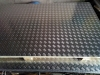 Лист алюминиевый рифленый 3,0 мм вблизи