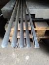 Уголок алюминиевый 15x15x1,2
