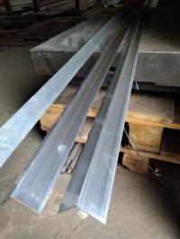 Алюминиевый уголок 30х30