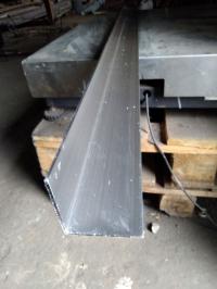 Уголок алюминиевый 50x50x1,5
