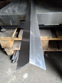 Уголок алюминиевый 50x50x2